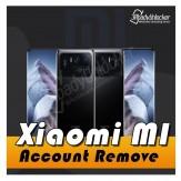 Xiaomi Remove Mi Account INSTANT EGYPT