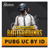 PUBG Mobile 198 UC BY ID