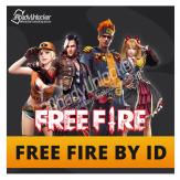 Free Fire 110 Diamonds OR 210 Diamonds  OFFER
